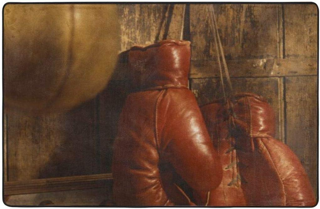 LiBei Alfombrilla de ba/ño,Antideslizante,Bulldog Brit/ánico Alfombra de Ducha 75cmx45cm