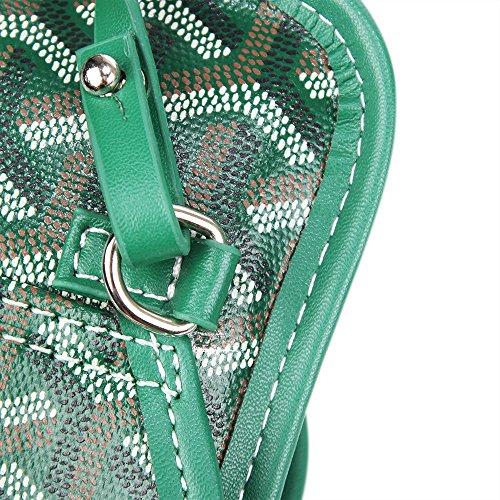 Shoulder Ring Handbags With Shopping Tote Stylesty Designer Fashion Pu Key Bag xwOaFYFq