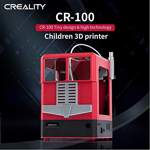 Laecabv Creality CR-100 - Impresora 3D FDM Online o tarjeta TF ...