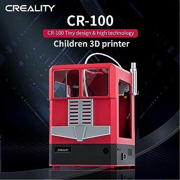 Laecabv Creality CR-100 3D Printer Impresora 3D Máquina Kit de ...