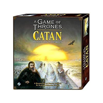 A Game of Thrones Catan: Toys & Games [5Bkhe0704260]