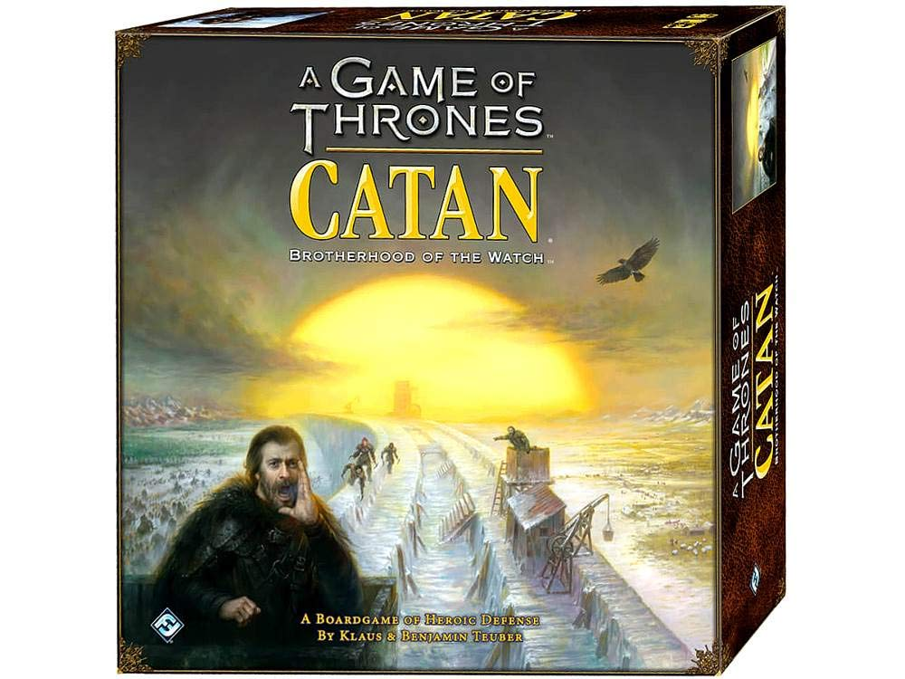 A Game of Thrones Catan by Fantasy Flight Games