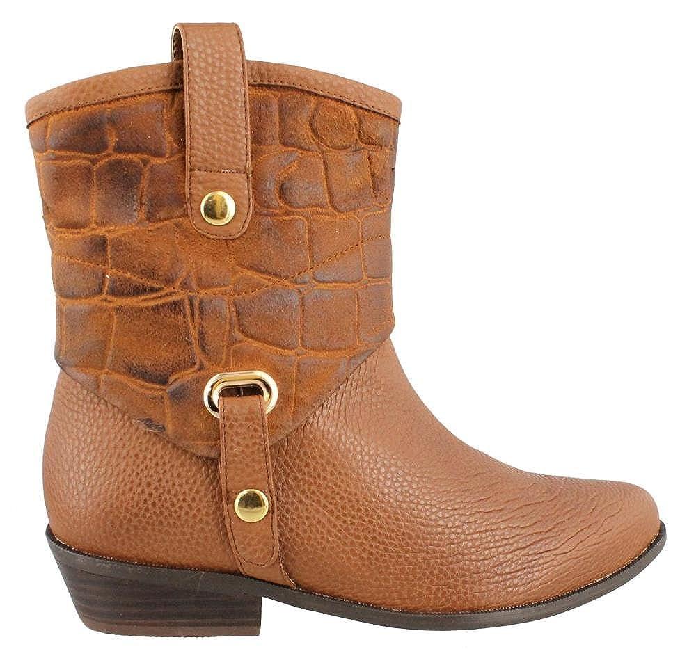 fcbee348b4a Azura Women's Dalia Durable Comfort Pull On Fashion Boot