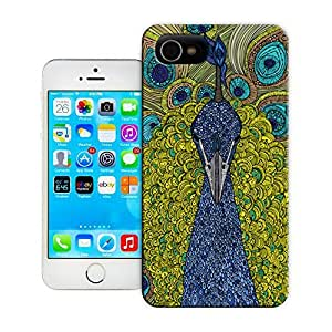 tostore Animal painting patterns Mr. Pavo Real case battery cover for iphone 4/4s by icecream design
