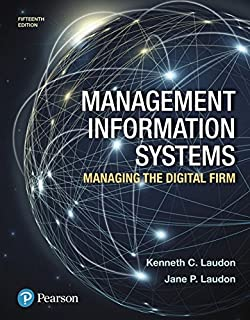 Mis cases decision making wih application software 4th edition management information systems managing the digital firm 15th edition fandeluxe Image collections