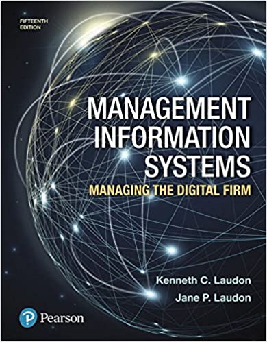 Amazon Com Management Information Systems Managing The Digital