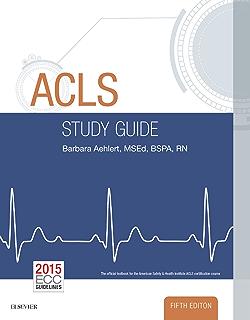 amazon com acls study guide e book ebook barbara j aehlert rh amazon com ACLS Study Guide 2017 Printable ACLS Algorithms 2016
