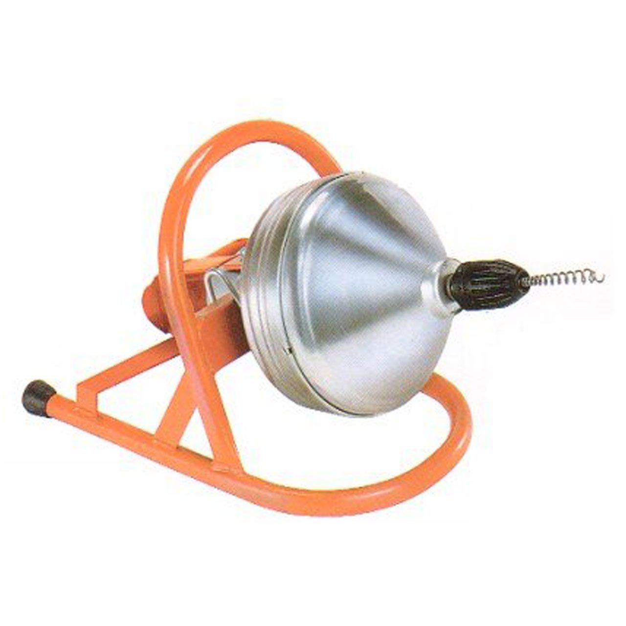 General Wire DR-F Drain-Rooter Basic Unit with 1/4'' x 25' Cable