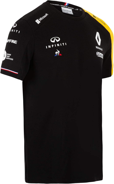 Renault F1 Team 2019 - Camiseta Oficial para Hombre, Color Negro ...