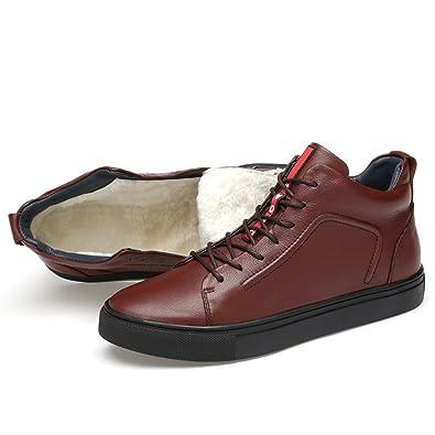 Minitoo LHEU-LH2069, Herren Stiefel, Braun - Fur Lined/Brown - Größe: 38 EU