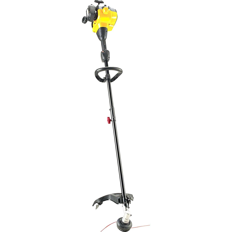 Weed Gas String Trimmer Garden Grass Professional Tool Machine 2 Stroke 28cc Dual Line 17'' Straight Shaft Gardening Tools - Skroutz