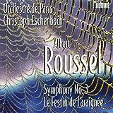 Roussel: Symphony No. 3 / Le Festin de l'araignée (The Spider's Feast) ~ Eschenbach