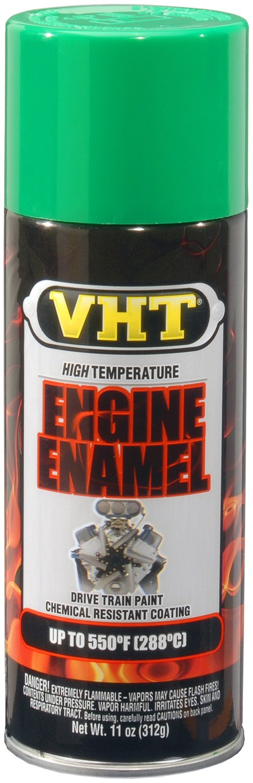 VHT ESP760007 Engine Enamel Kermit Green Can - 11 oz.