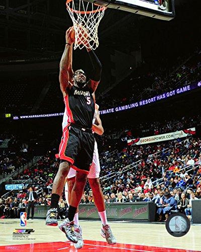 Amare Stoudemire Miami Heat 2015-2016 NBA Action (Size: 20