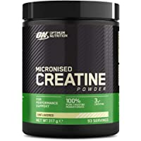 Optimum Nutrition ON Creatina Monohidrato Micronizada, Creatina en Polvo, Suplementos…
