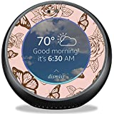 MightySkins Skin for Amazon Echo Spot - Butterfly Garden | Protective, Durable, and Unique Vinyl Decal wrap Cover | Easy to Apply, Remove, and Change Styles | Made in The USA