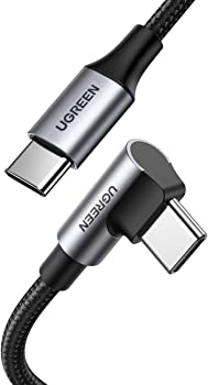 Ugreen 6-Foot Right Angle USB-C Cable
