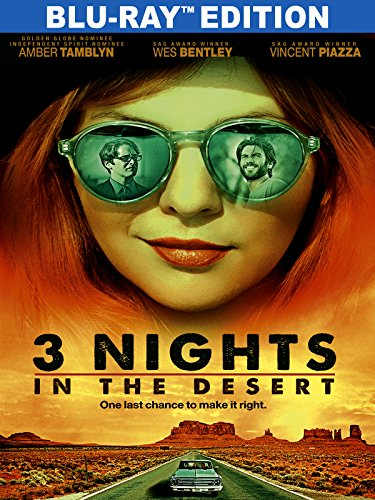 3 Nights in the Desert [Blu-ray]