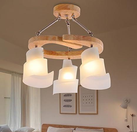 POPAHOME Lampadario lampadari in stile americano/europeo plafoniera ...