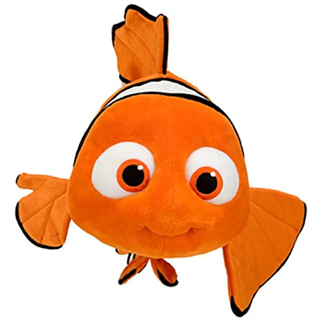 Amazon Disney Finding Nemo 16 Nemo Plush Disney Toys Games