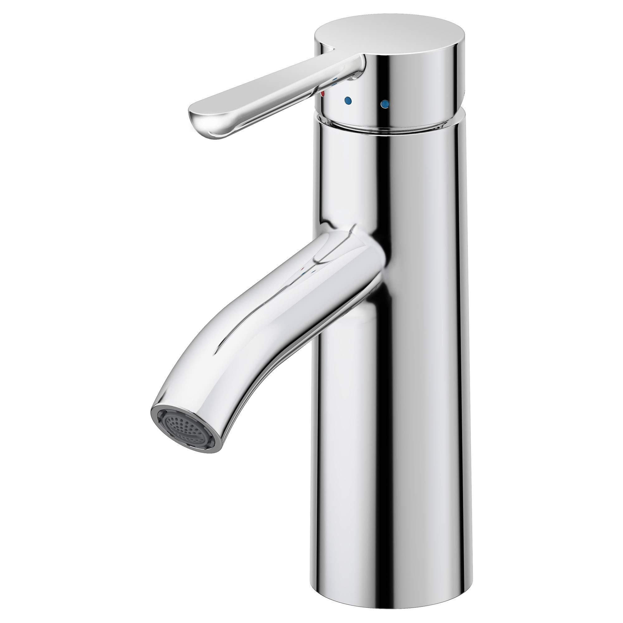 IKEA 202.812.97 Dalskär Bath Faucet with Strainer, Chrome Plated by IKEA..