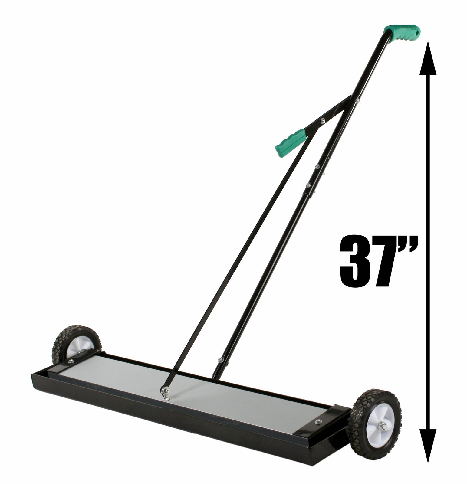 Steel Dragon Tools 36'' Magnetic Roller Sweeper Magnet Tool with Release Lever by Steel Dragon Tools (Image #2)
