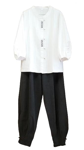 Amazon.com: Oaks Lighting Altair ropa 100% algodón camisa ...