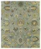 Kaleen Rugs Helena Collection 3203-56 Spa Hand Tufted 2' x 3' Rug