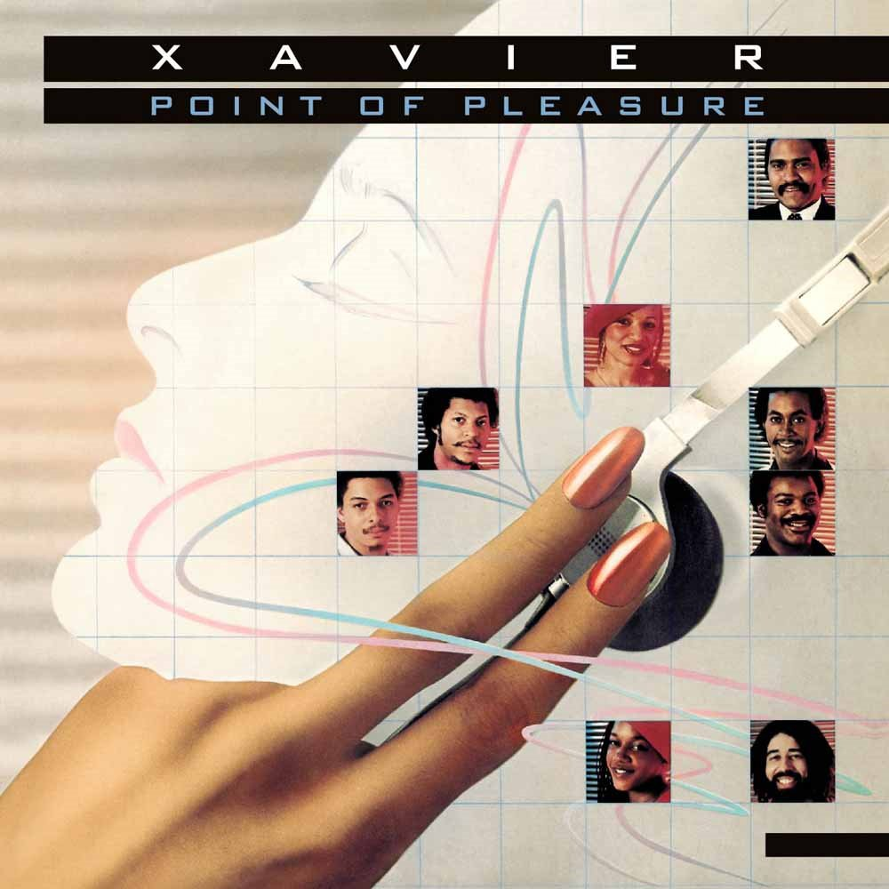 CD : Xavier - Point Of Pleasure (Holland - Import)