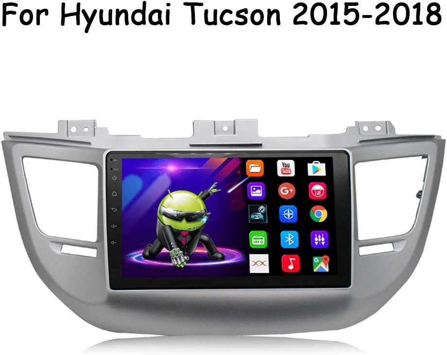 Hp Camp Android 9 0 Full Touch Screen 10 Zoll Auto Gps Radio Navigation Für Hyundai Tucson 2015 2018 Lcd Touchscreen Lenkradkontrolle 4g Wifi 2g 32g Sport Freizeit