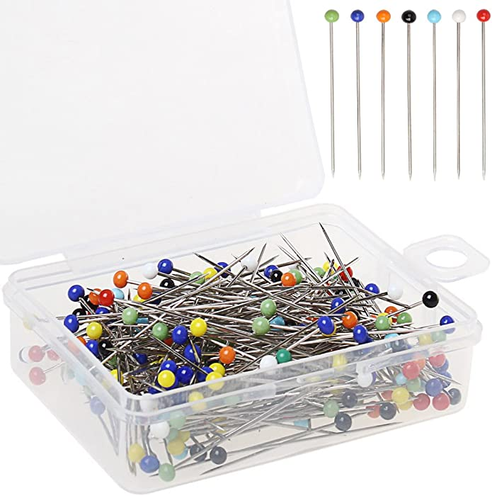 Top 10 Home Sewing Depot Glass Pins 2