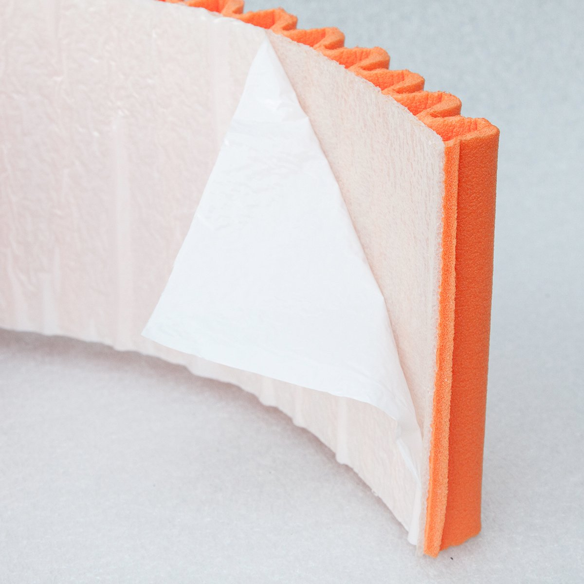 A bumper protection on walls mondaplen portiere car foam auto a bumper protection on walls mondaplen portiere car foam auto adhsives protective padding any surface in the home or office utilises gnral on garage rubansaba