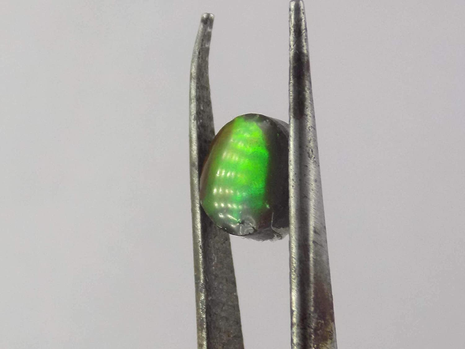 Supreme Top Grade Quality 100/% Natural Ammolite Pear Shape Cabochon Loose Gemstone For Making Jewelry 21.5 Ct 23X21X5 mm AK-3422