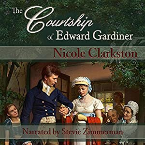 The Courtship of Edward Gardiner Audiobook