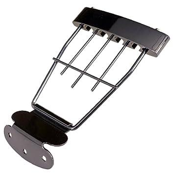 Magideal – Cordal de caballete piezas de repuesto para bajo Guitarra eléctrica (4 cuerdas