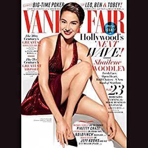 Vanity Fair: July 2014 Issue Periodical
