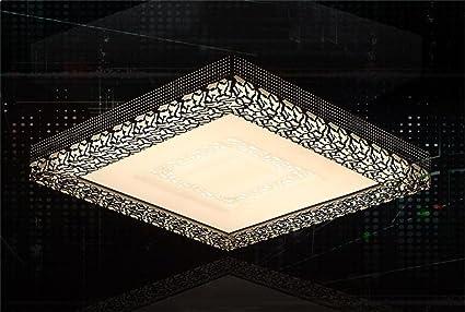 Plafoniere Rettangolari Da Soffitto : Creativi casa lampade a soffitto salone rettangolare camera