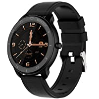 Smart Watch Fitness Tracker Compatible for Android and iOS Phone, maxtop Activity Tracker Wristbands with Heart Rate, Step Counter for Men and Women Gift,IP67 Waterproof