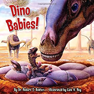 book cover of Dino Babies!