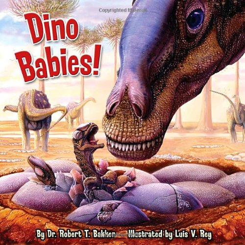 Dino Babies! (Pictureback(R))