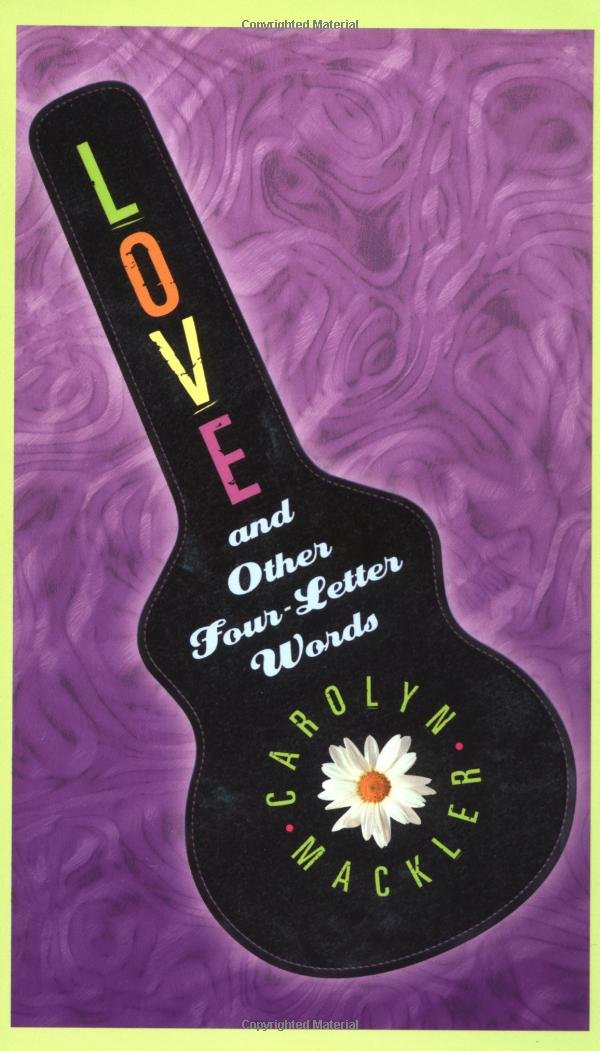 Amazon Love And Other Four Letter Words Laurel Leaf Books