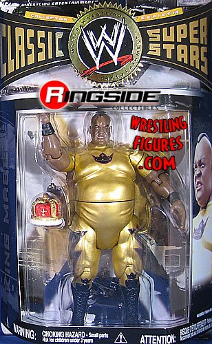 WWE Classic 18 King Mabel Superstars Jakks TOY Wrestling Figure by WWE