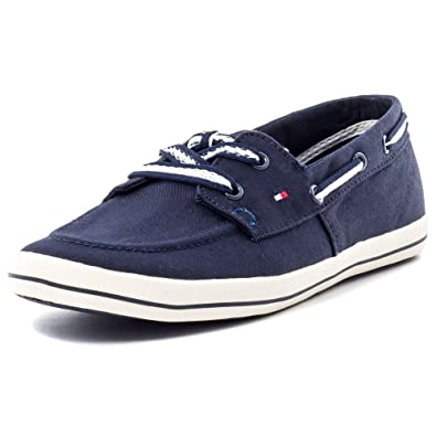05860a342d8a Tommy Hilfiger Victoria 11D Womens Trainers  Amazon.co.uk  Shoes   Bags