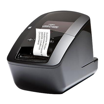 Brother P-touch - Impresora para etiquetas, negro: Amazon.es ...