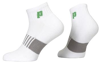 Prince Classic calcetines deportivos cortos para hombre , 3 (tamaño 9-11) unidades