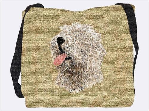 Old Eng Sheepdog (Old Eng Sheepdog II Tote Bag - 17 x 17 Tote)