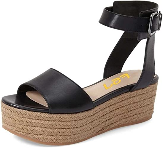Chic Summer Womens Platform High Heel Sandals open Toe Cut Out Fashion Shoes new