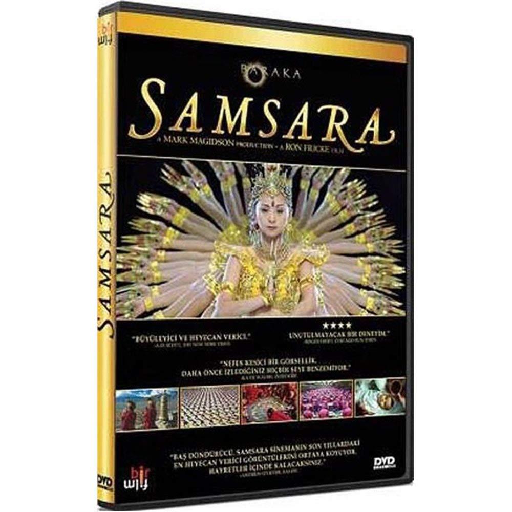 Samsara (DVD): Amazon.es: Ron Fricke, Mark Magidson, Birfilm ...