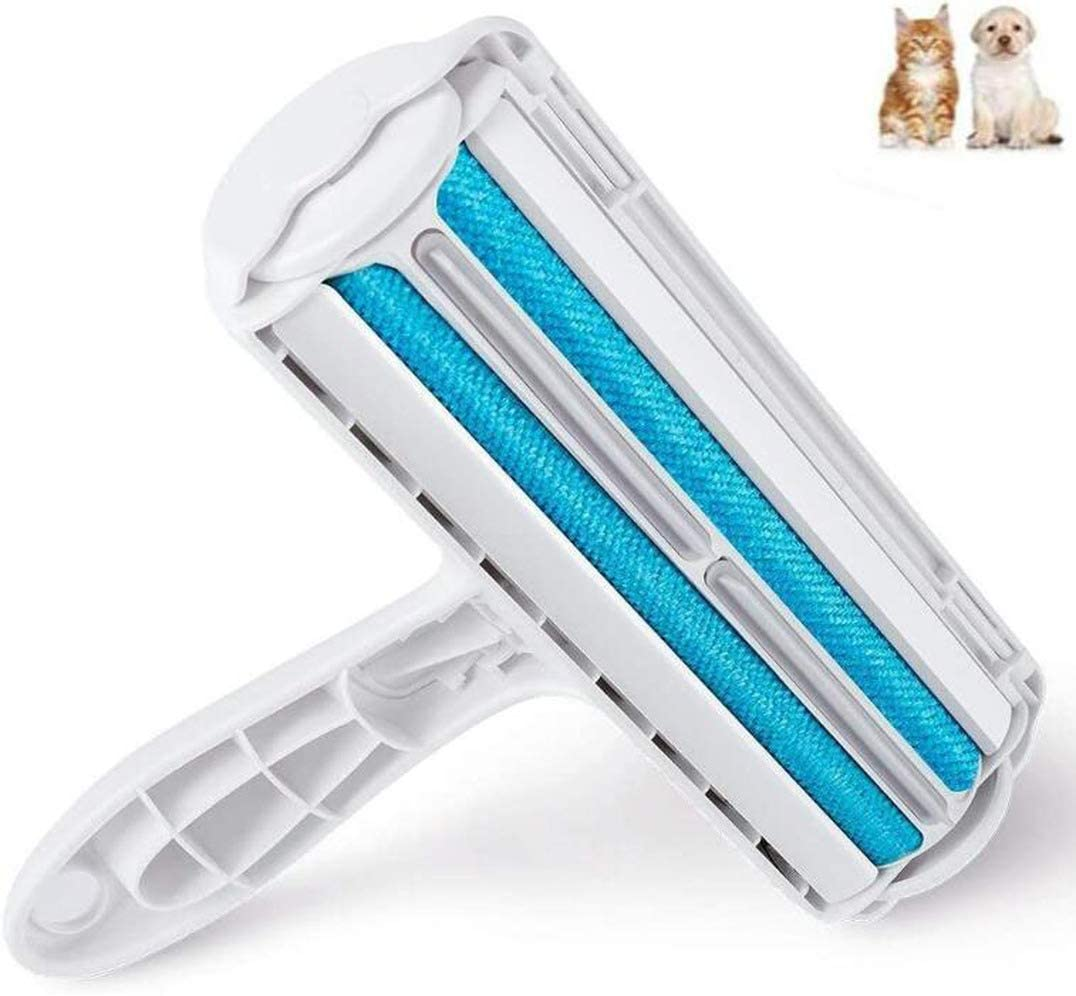 Tuker Reusable Pet Hair Remover Roller for Furniture Easy to Clean Pet Hair Removal Remove Dogs Cats and other Pet Hairs from Furniture Bedding