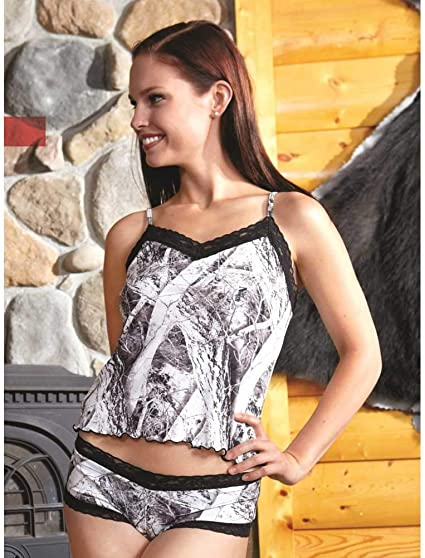 Weber Naked North Snow Camisole